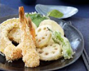 Learn how to make Tempura