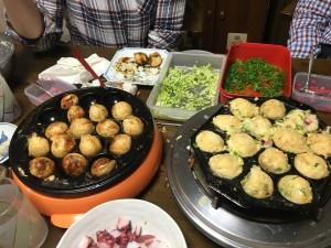 Fun and tasty Takoyaki--Kansai Style is the NO1!!